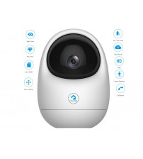 CleverDog Smart PTZ  360° IP Wi-Fi Wireless 1080P CCTV Camera