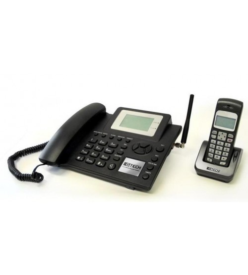 GTech GTSIMF01 WIRELESS GSM PSTN LAND LINE DESK PHONE