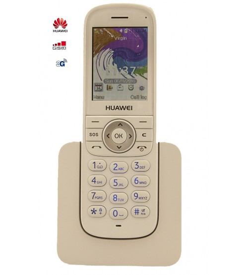 HUAWEI F662 ETS3 GSM 3G DESK WIRELESS PHONE