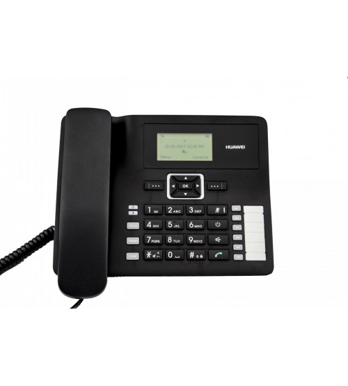 HUAWEI F617 NEO3500 GSM 3G DESK WIRELESS PHONE BLUETOOTH RADIO
