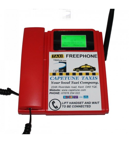 TELECOM500 GSM With Custom Faceplate