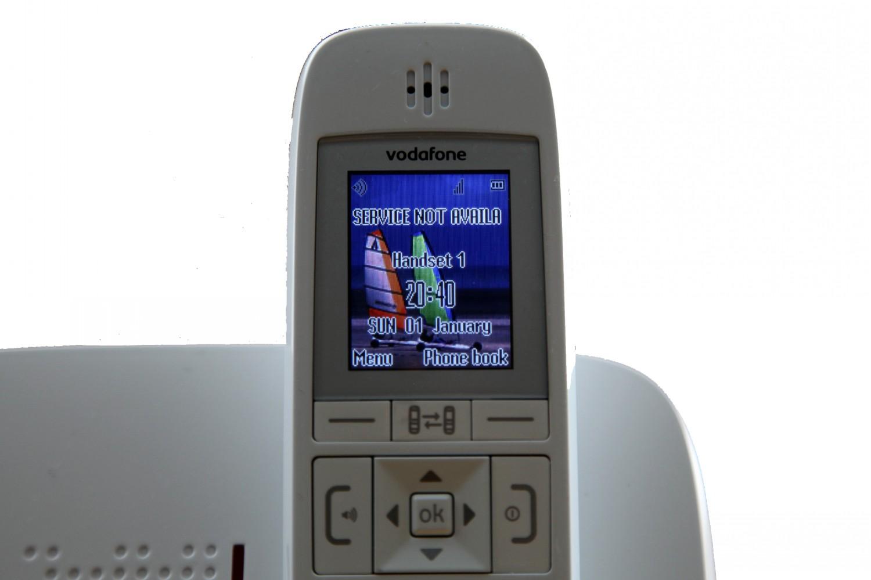 Vodafone Cordless Sbloccato Telefono Gsm Wireless